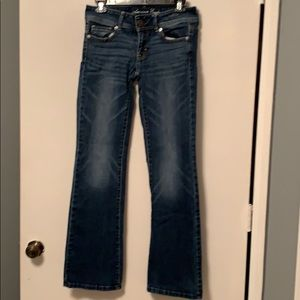 American Eagle Jeans size 2 Original Boot